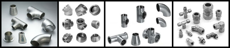 Buttweld Stainless Steel Pipe Fittings