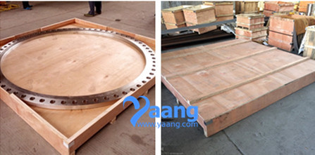 Plate Flange Packing