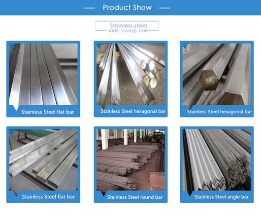 Stainless Steel Hexagonal Bar Products