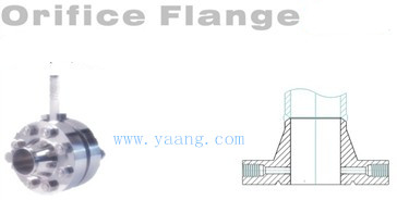 Alloy 20 Orifice Flange