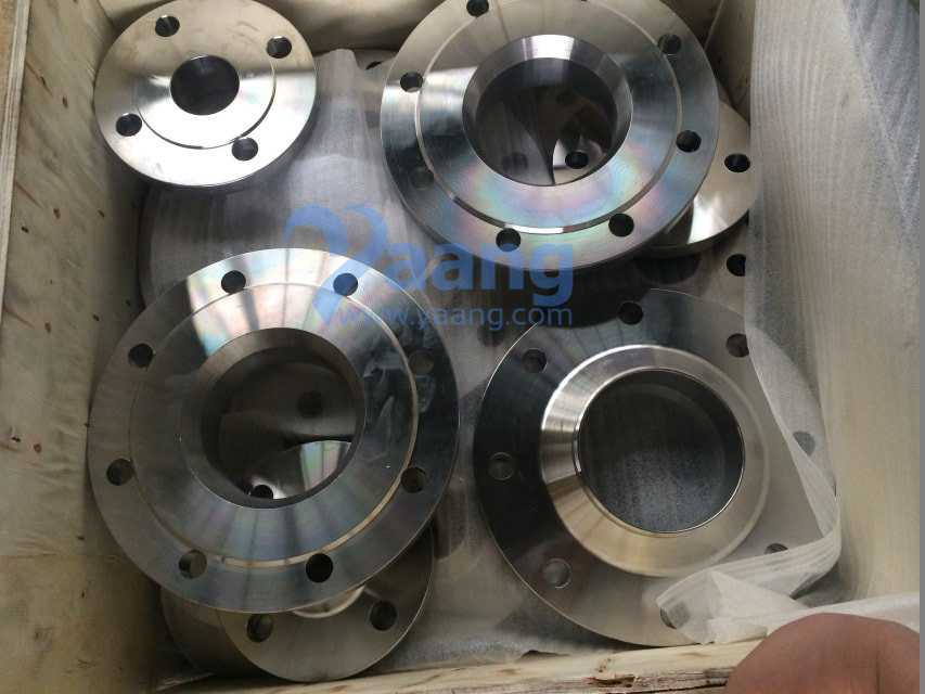 2507 Weld Neck Flange's Packing