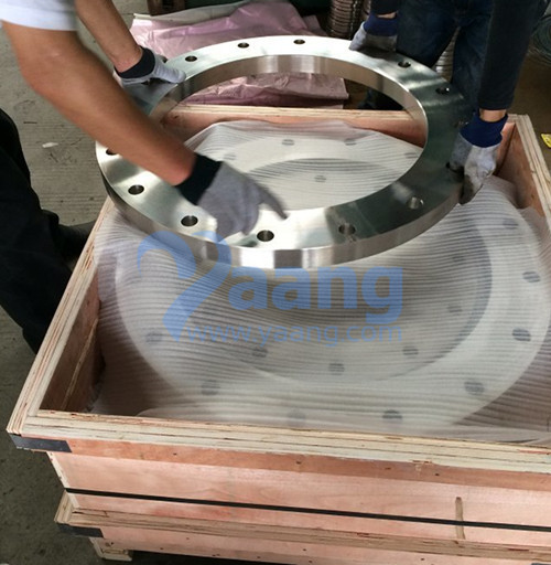 Plate Flange's Packing