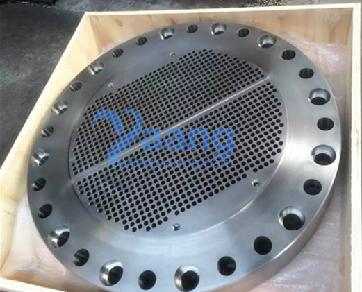 48 Inch UNS S31803 2205 Tube Plate OD: 1500MM Use For Heat Exchanger's Packing