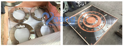 Non-Standard Flanges/Custom Flanges' Packing