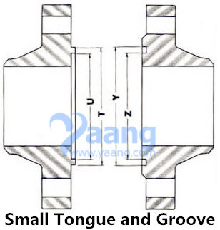 Small Tongue and Groove