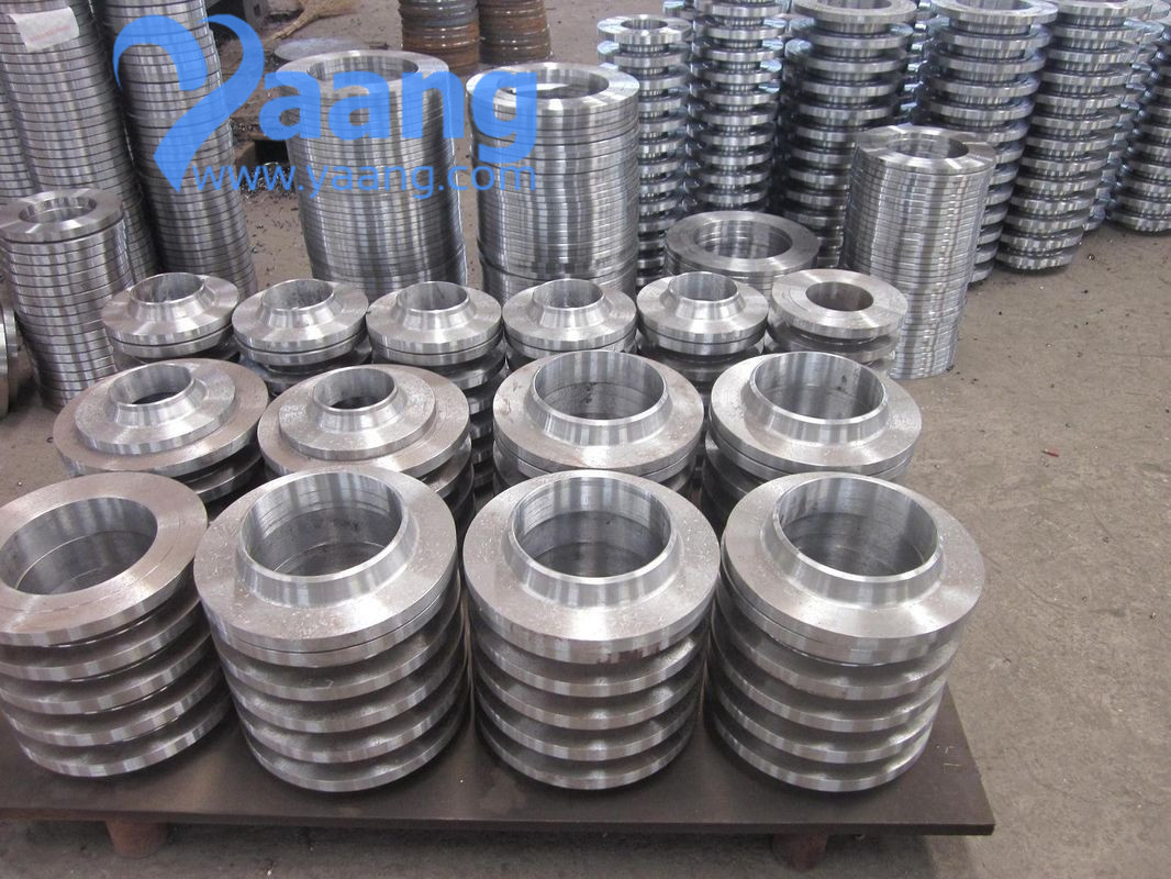 Duplex And Super Duplex Stainless Steel Flanges Sch XXS/160