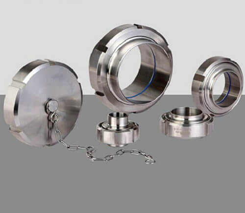 Stainless steel pipe fitting union yaang