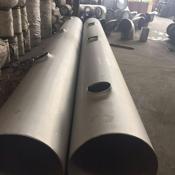 Stainless Steel Perforated Pipe For Oil And Gas - Yaang