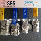 1000 WOG Ball Valves Stainless Steel