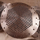 12 Inch Super Duplex Stainless Steel 2507 Tube Plate Use For Heat Exchanger