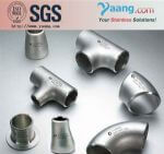 ASME B16.9 pipe fittings S316L