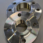 304 Din Stainless Steel Threaded Flange