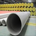 304L 316L Large Diameter Stainless Steel Seamless Pipes Schedule 40/80