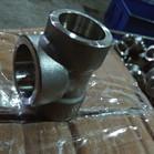 316L Socket Weld Tee DN20 3000LBS