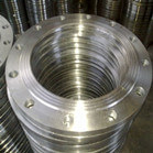 4 Inch Class 300 ANSI b16.5 ASTM A182 F316l Stainless Steel Plate Flange