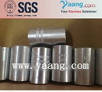 A105 Galvanized NPT Threaded Coupling