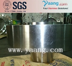 High pressure forged weld-neck flange f51