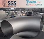 A403 WP316Ti Stainless Steel Seamless and Welded Pipe Bend