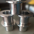A790 MSS-SP-43(S) Super Duplex Stainless Steel 2507 Stub End
