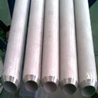 AISI 321 316/316L 316Ti Stainless Steel Welded Pipes