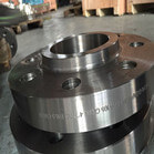 ANSI B16.5 A105N Lap Joint Flange FF DN100 CL600