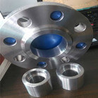 ANSI B16.5 A182 F53 Super Duplex Stainless Steel 2507 Lap Joint Flange