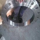 ANSI B16.5 DN600 316L Stainless Steel SO Flange