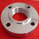ANSI B16.9 threaded flange dimension