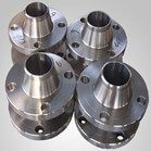 ANSI B16.5 F316L Forged Stainless Steel WNRF Flanges For Oil And Gas Industry