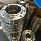 ANSI B16.47 A182 316 321 Stainless Steel SO Flanges