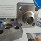 ANSI B16.5 Stainless Steel Quadrate Flanges