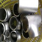 ANSI B16.9 WP321 Stainless Steel Equal Tees