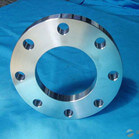 ANSI Stainless Steel Plate Flange