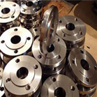 ASME 303 stainless steel flange