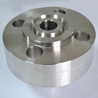ASME B16.5 1/2 Inch 2500 Lbs RTJ F51 2205 Duplex Stainless Steel Flanges