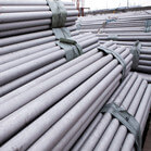 ASTM 304L 316 316L Seamless Stainless Steel Pipe