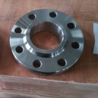 ASTM A182 F53 2507 UNS S32750 Super Duplex Stainless Steel Flange SORF DN80 CL600