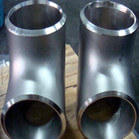 ASTM A403 Butt-welded Stainless Steel Equal Tee