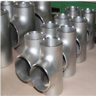 ASTM A403 WP304/304L Stainless Steel Equal Tee DN500 For Oil And Gas Pipeline