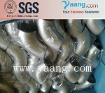 ASTM A403 WP347H Stainless Steel Pipe elbow
