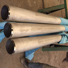 ASTM A790 UNS32750 GR2507 SMLS Super Duplex Stainless Steel Pipe DN100 SCH80S