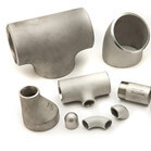ASTM B366 UNS N10665 Hastelloy B2 Butt Weld Fittings