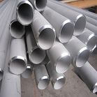 ASTM EN BS GB Circular Seamless Stainless Steel Pipe Thickness 10mm 00 cr17ni14mo2