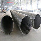 ASTM TP304 Stainless Steel Welded Pipeline For Oil And Gas
