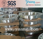 Alloy of nickel flanges