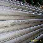 Annealed Stainless Steel Seamless Tube JIS G3459 JIS G3461 SUS304 OD 6 - 830mm