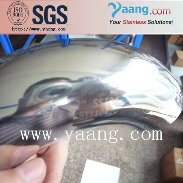 304 Stainless Steel Sanitary Elbow