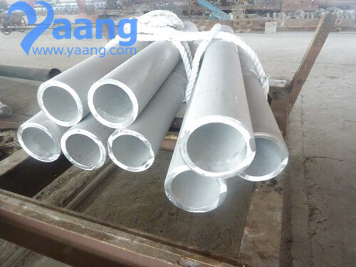 ASTM A312 TP 410 Stainless Steel Seamless Pipe And Tubes Super Duplex