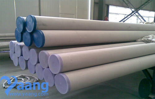 Annealed Seamless Stainless Steel Pipes JIS G3459 JIS G3461 SUS304 OD 6mm 830mm