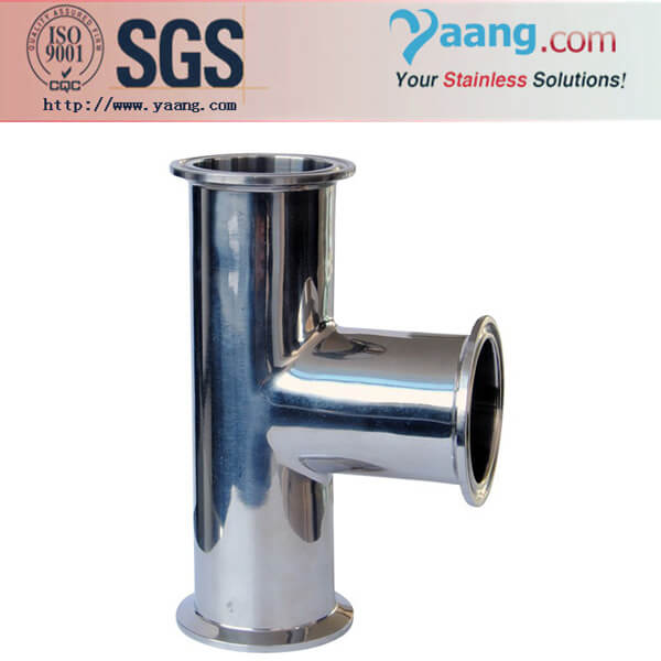 DIN Sanitary Tee-Clamp End